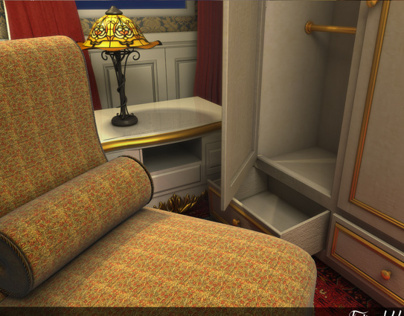 Hidden Object Screens