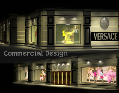 Commercial Design : Boutique