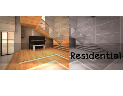 Residential Project - Internship
