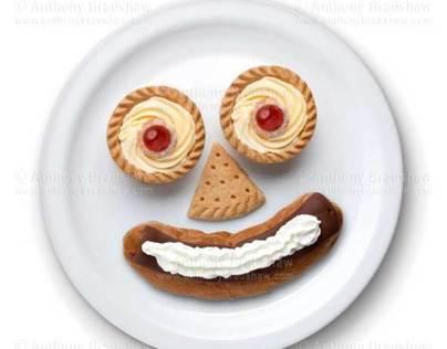 Smiley plates