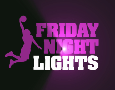 Friday Night Lights Basketball Season 3 TVc Pitch