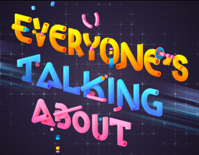 Everyone's Talking About (Type)