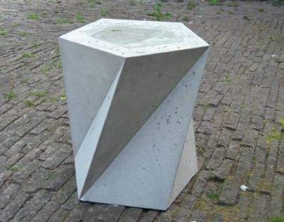 TENSEGRITY // concrete and furniture 07