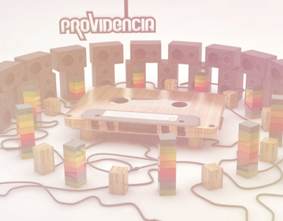 Si Te Hice Daño - Providencia - Official Lyric Video