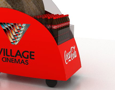Coca Cola at Village Cinemas