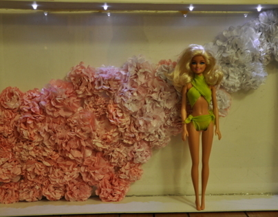 Visual merchandising-show window (shivan & narresh)