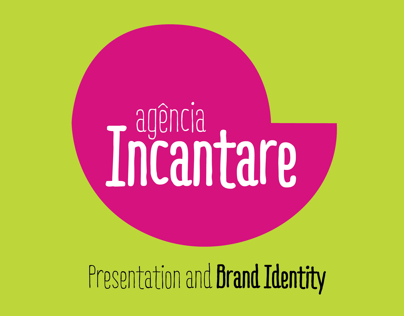 Agência Incantare  | Presentation and Brand Identity