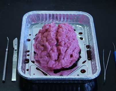 Gum/Brain Photography