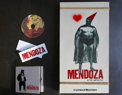 The art book of Mendoza