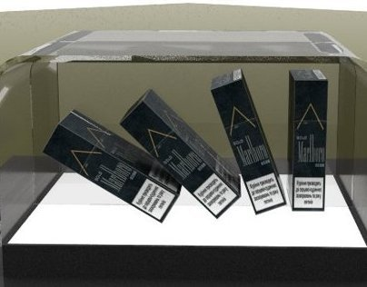 Ideas for Marlboro displays