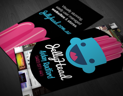 JellyHead Business Card