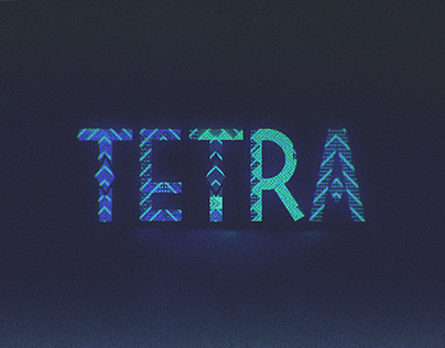 TETRA© FREE FONT