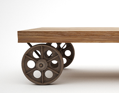 wheels table