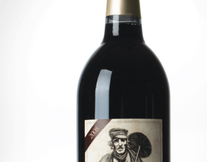 Chimney Sweep Wine Design