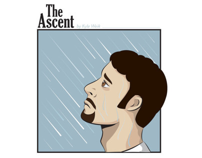 The Ascent - Cover Design and Comic