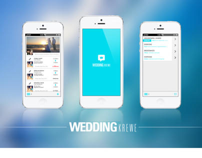 Wedding Krewe iPhone App