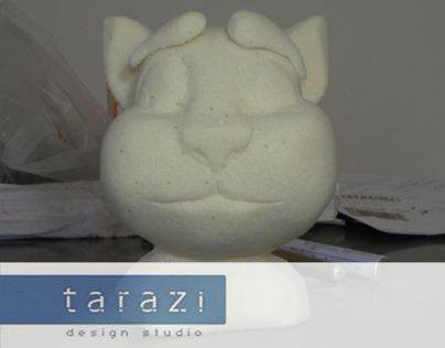 Talking Tom Cat, Tarazi Studio