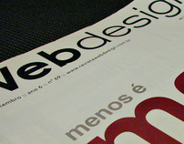 WEBDESIGN MAGAZINE - INTERVIEW