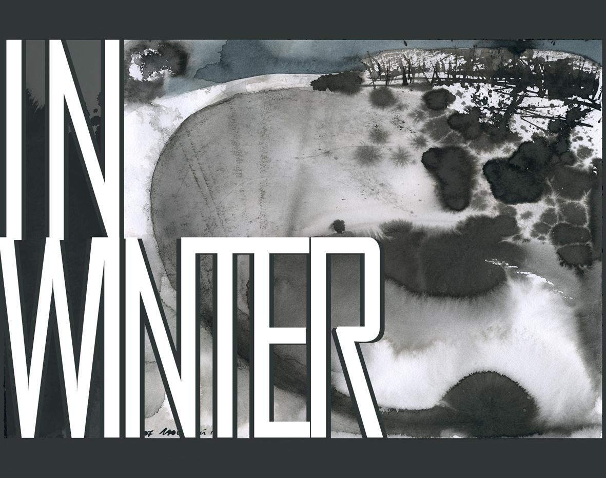 IN WINTER  ЗИМОЙ