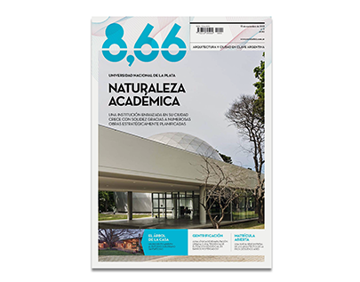8,66 magazine of architecture