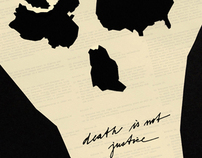 Poster: Death is not Justice