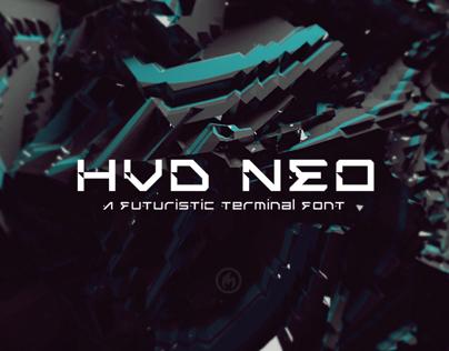 HVD NEO | FREE FONT