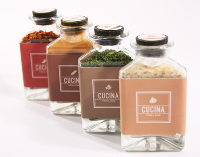 Cucina Food & Wine: Spice Kit