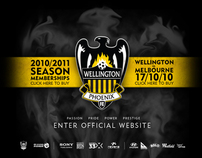 Wellington Phoenix FC - Splash