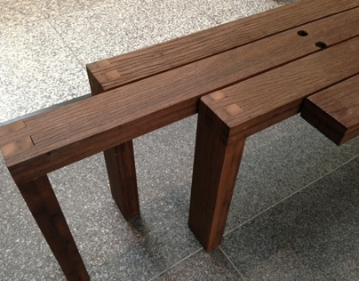 Bond | Bench Contest Winner, 2012-2013
