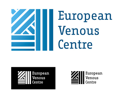 Logo idea's - European Venous Centre