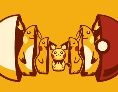 Poketryoshka - Pokemon Nesting Dolls