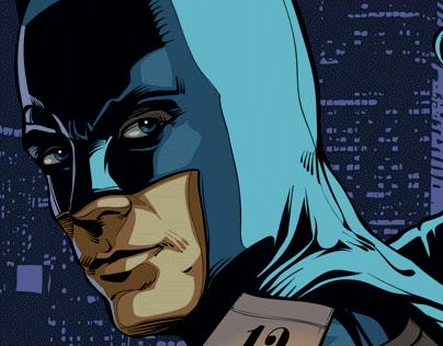 Batman alternative movie posters