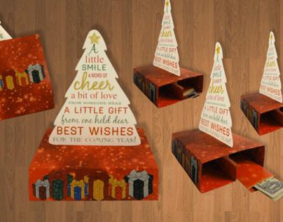 Kinetic Holiday Card