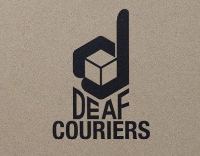 Deaf Couriers Branding