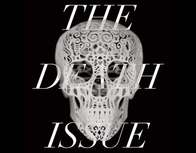 Evil Magazine - The Death Issue