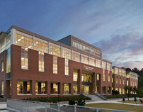 Portman Middle School, The Lovett School, Atlanta, GA