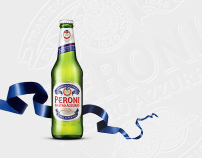 Peroni Website