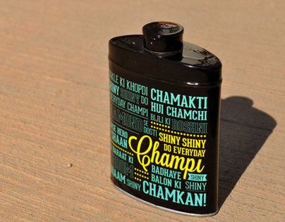 Champi Packaging Design
