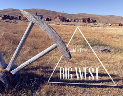 The BIG WEST : a journey on video clip