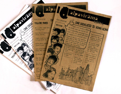 Handwritten Newsletters