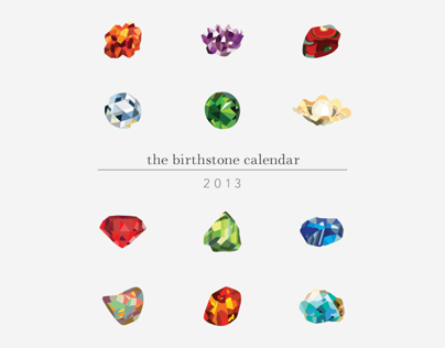 The Birthstone Calendar