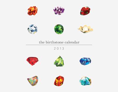 The Birthstone Calendar