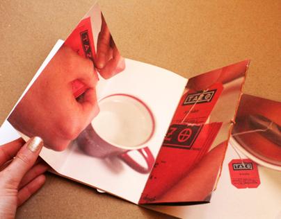 Dimensional Tea Book