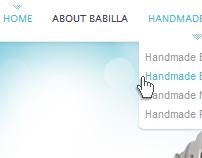 Handmade Jewelry by Babilla - Website