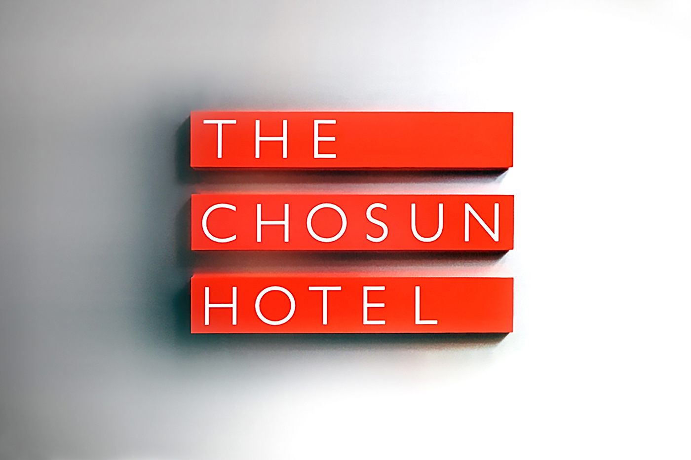 The Chosun Hotel, Korea