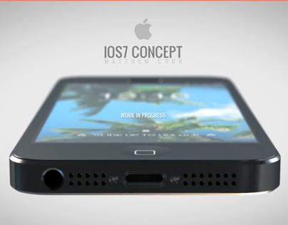 IOS7 Concept - Work In Progress