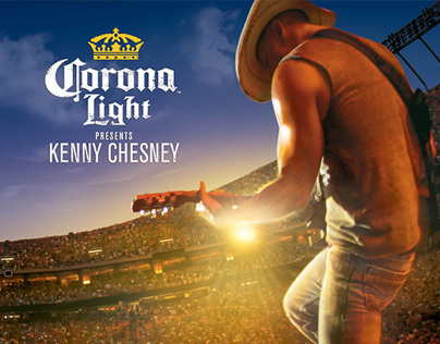 Corona Light_Kenny Chesney