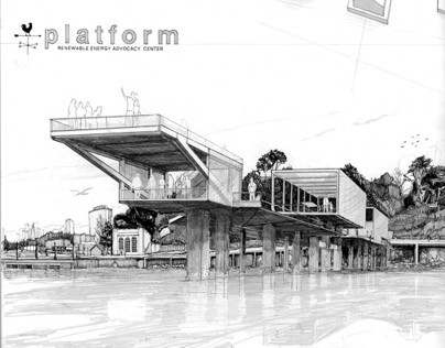 Platform _ A sustainability promotion center