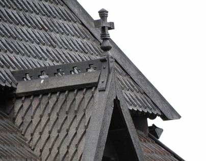 Norwegian Stave Churches _ Photographs