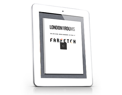London Show Rooms X Farfetch iBook
